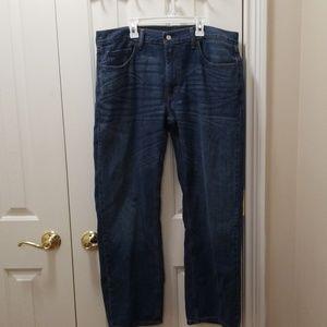 Levi's 559 blue jeans sz 36x30